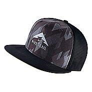 Nike AeroBill Trail Cap Headwear - Black/Print