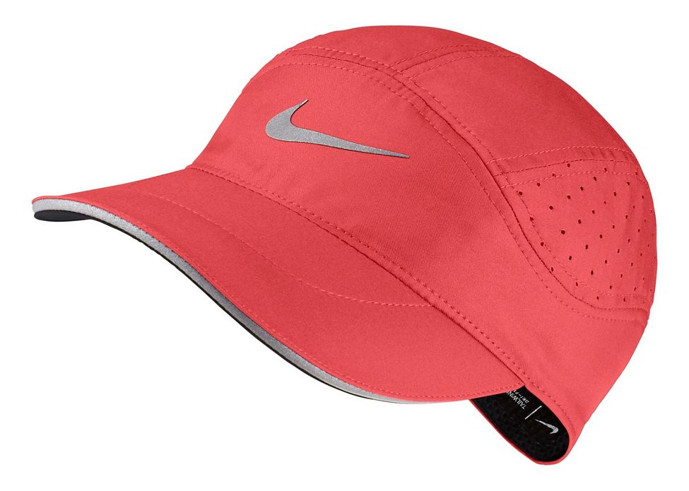 acd6bfc7cdcf0 Womens Nike AeroBill Elite Running Cap Headwear at Road Runner Sports