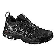 Mens Salomon XA Pro 3D Trail Running Shoe - Black/Grey 10