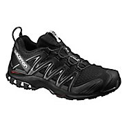 Mens Salomon XA Pro 3D Trail Running Shoe - Black Magnet 7