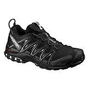 Mens Salomon XA Pro 3D Trail Running Shoe - Black Magnet 9