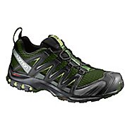 Mens Salomon XA Pro 3D Trail Running Shoe - Olive/Black 7