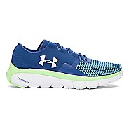 Womens Under Armour Speedform Fortis 2 Running Shoe - Heron/Water 9