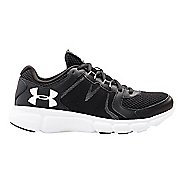Womens Under Armour Thrill 2  Running Shoe - Black/Stealth Grey 7.5