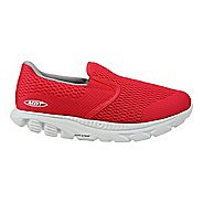 Womens MBT Speed 17 Slip On Running Shoe - Red 8.5