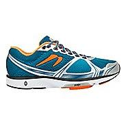 Mens Newton Running Motion VI Running Shoe - Blue/Orange 9