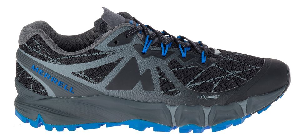 Mens Merrell Agility Peak Flex Trail Running Shoe at Road Runner Sports ef3c62c5455