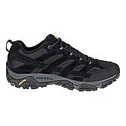 Mens Merrell Moab 2 Ventilator Hiking Shoe - Black Night 11