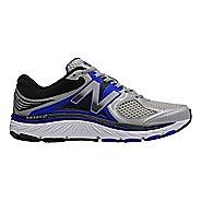 Mens New Balance 940v3 Running Shoe - Silver/Blue 10.5