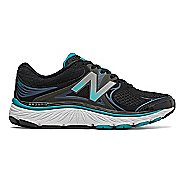 Womens New Balance 940v3 Running Shoe - Black/Pisces 10.5