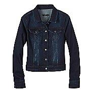Womens prAna Dree Cold Weather Jackets - Blue XL