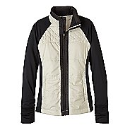 Womens prAna Velocity Cold Weather Jackets - White XL