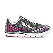 Womens Altra Torin iQ Running Shoe - Black/Purple 8