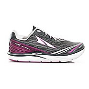 Womens Altra Torin iQ Running Shoe - Black/Purple 8.5