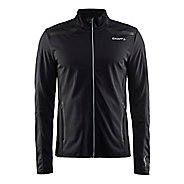Mens Craft Intensity Softshell Cold Weather Jackets - Black L