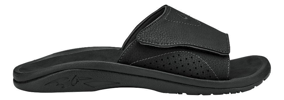 4b9c6fd5fbd5 Mens Olukai Nalu Slide Sandals Shoe at Road Runner Sports