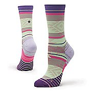 Womens Stance Run Motivation Crew Socks
