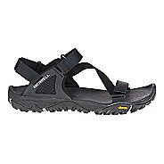 Mens Merrell All out Blaze Web Hiking Shoe - Dark Grey 11