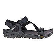 Mens Merrell All out Blaze Web Hiking Shoe - Dark Grey 12