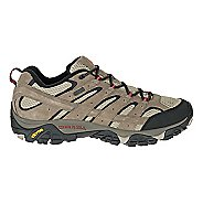 Mens Merrell Moab 2 Waterproof Hiking Shoe - Bark Brown 10