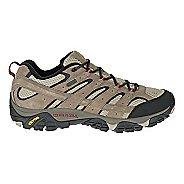 Mens Merrell Moab 2 Waterproof Hiking Shoe - Bark Brown 10.5