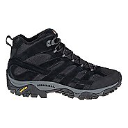 Mens Merrell Moab 2 Vent Mid Hiking Shoe - Black Night 14