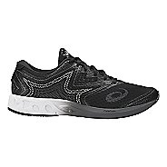 Mens ASICS Noosa FF Running Shoe - Black/White 14