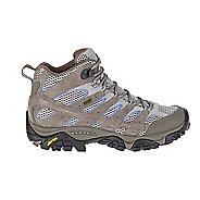 Womens Merrell Moab 2 Mid Waterproof Hiking Shoe - Falcon 5