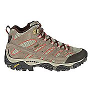 Womens Merrell Moab 2 Mid Waterproof Hiking Shoe - Bungee Cord 10