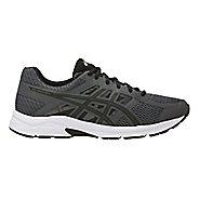 Mens ASICS GEL-Contend 4 Running Shoe - Dark Grey/Black 6