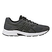 Mens ASICS GEL-Contend 4 Running Shoe - Dark Grey/Black 6.5