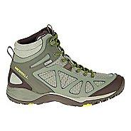 Womens Merrell Siren Sport Q2 Mid WTPF Hiking Shoe - Dusty Olive 7.5