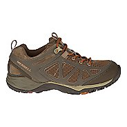 Womens Merrell Siren Sport Q2 Hiking Shoe - Dark Brown 7.5
