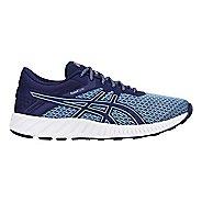 Womens ASICS fuzeX Lyte 2 Running Shoe - Blue/Aura/Coral 9