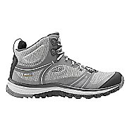 Womens Keen Terradora Mid WP Hiking Shoe - Gargoyle/Magnet 9