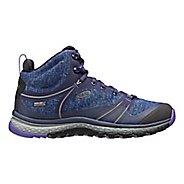 Womens Keen Terradora Mid WP Hiking Shoe - Astral Aura 5
