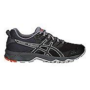 Womens ASICS GEL-Sonoma 3 Trail Running Shoe - Black/Dark Grey 6.5