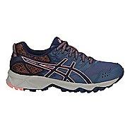 Womens ASICS GEL-Sonoma 3 Trail Running Shoe - Blue/Indigo/Pink 10.5