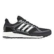 Mens adidas Supernova ST Running Shoe - Black/White 12
