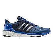 Mens adidas Supernova ST Running Shoe - Blue/Silver 9.5