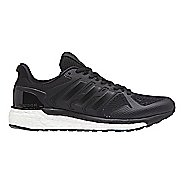 Womens adidas Supernova ST Running Shoe - Black/White 8.5