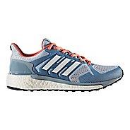 Womens adidas Supernova ST Running Shoe - Blue/Turquoise 9