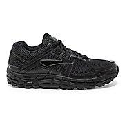 Mens Brooks Addiction 12 Running Shoe - Black/Anthracite 8
