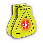 Amphipod Vizlet LED Flashing Wearable LED Reflector 2 pack Safety