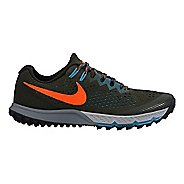 Mens Nike Air Zoom Terra Kiger 4 Trail Running Shoe - Brown/Orange 12