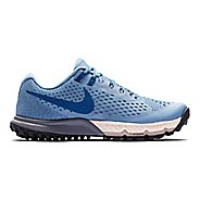 Womens Nike Air Zoom Terra Kiger 4 Trail Running Shoe - Blue/Green 9