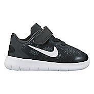 Kids Nike Free RN 2017 Running Shoe - Grey/Pink 9C