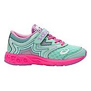 Kids ASICS Noosa FF Running Shoe - Mint/Pink 1.5Y