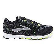 Mens Brooks Neuro 2 Running Shoe - Black/Neon 12.5