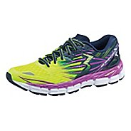 Womens 361 Degrees Sensation 2 Running Shoe - Spark/Crush 9